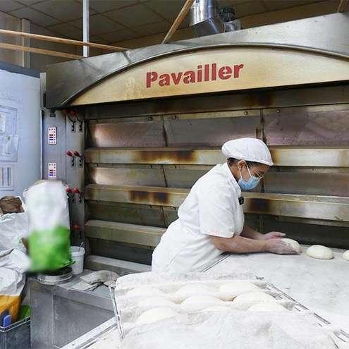 Noé Bakery - Testimony of the apprentice baker Nina