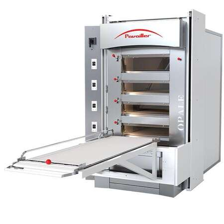Deck Oven OPALE TOUCH